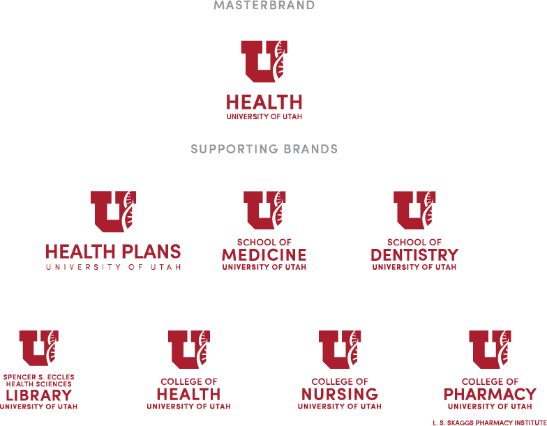 Logo System | University of Utah Health