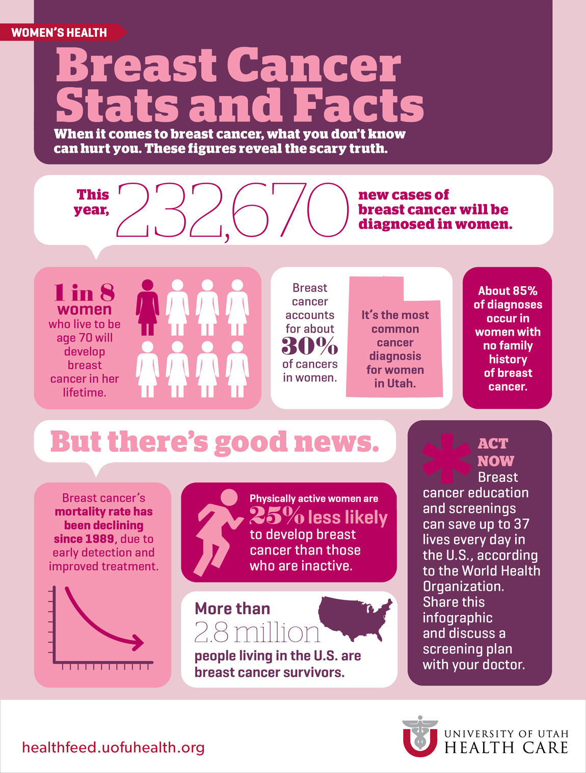 Think, that breast cancer statistics for speaking, opinion