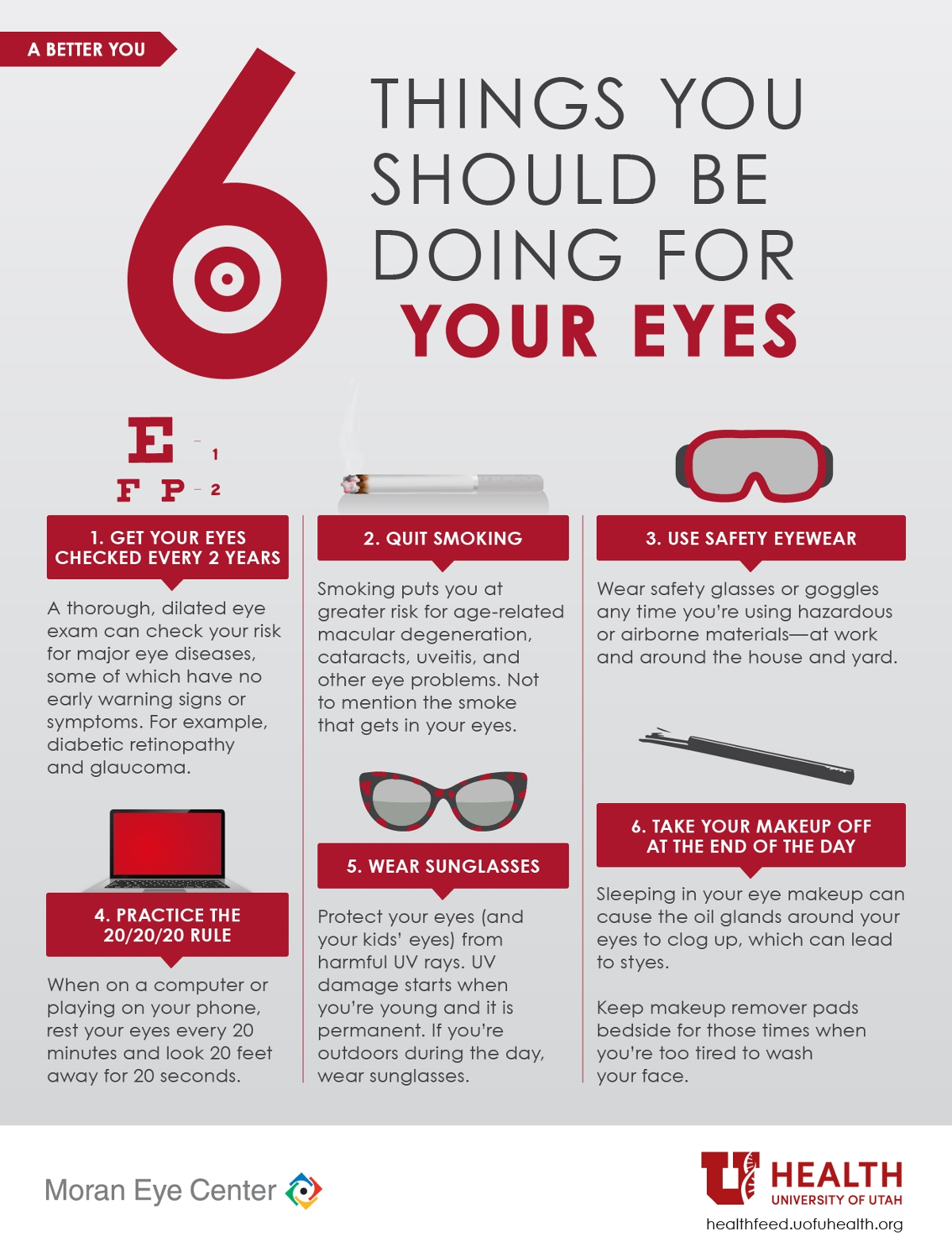 How to Protect Your Vision As You Age