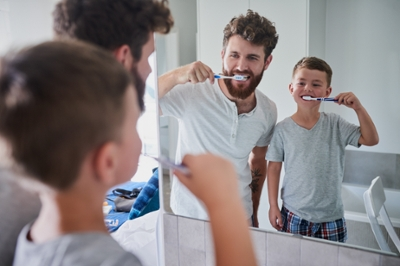 Kids and Tooth Care