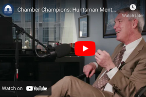 Chamber Champions Interview with Mark Rapaport, MD