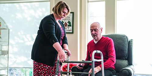 Helping Patients Feel at Home