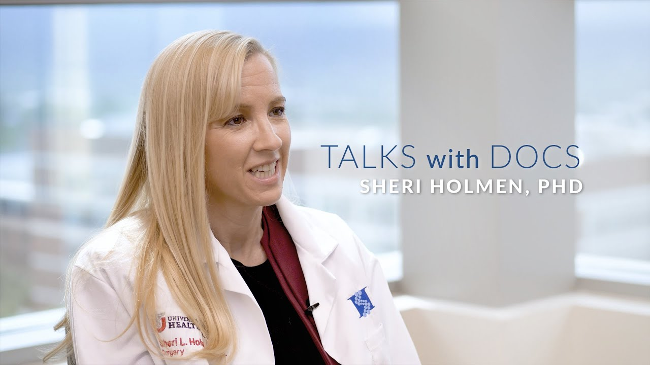Talks with Docs: Sheri Holmen, Cancer Researcher