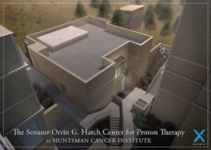 Huntsman Cancer Institute Breaks Ground for Utah's First Proton Therapy Center