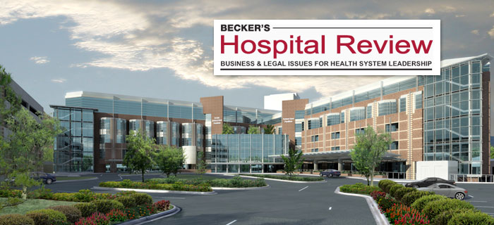 100 Great Hospitals in America
