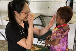 Outreach Mission to Micronesia Helps Build Sustainable Eye Care in Island Nation