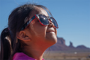 Moran Outreach Team Continues Commitment to Provide Much-Needed Eye Care in Utah's Remote Four Corners Region