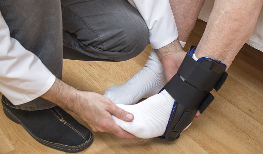 Foot Injuries When To See A Doctor University Of Utah Health