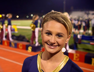 Concussion Treatment Helps Cheerleader Get Back in the Game
