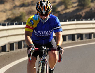 Cancer Patient Beats Odds, Rides 667 Miles for Huntsman Cancer Institute