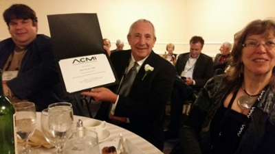 American College of Medical Informatics Honors Dr. Julio Facelli