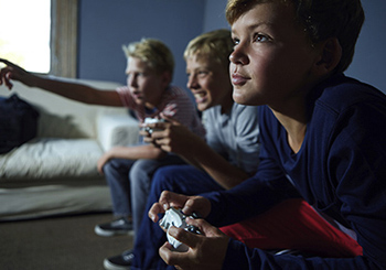 Wired for Gaming: Brain Differences Found in Compulsive Video Game Players