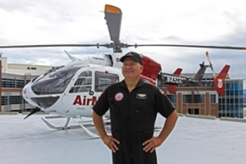 AirMed Medical Director, Eric Swanson, M.D., Honored on National Stage by Peers