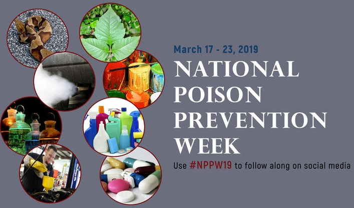 Poison Control Utah >> Utah Poison Control Center Celebrates The 57th Annual National