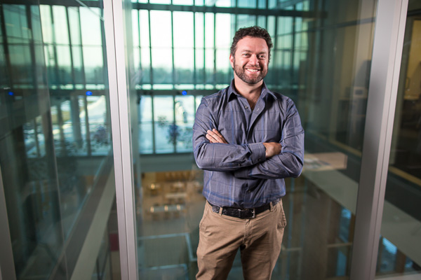 University of Utah Health Neuroscientist Receives Transformative Research Award