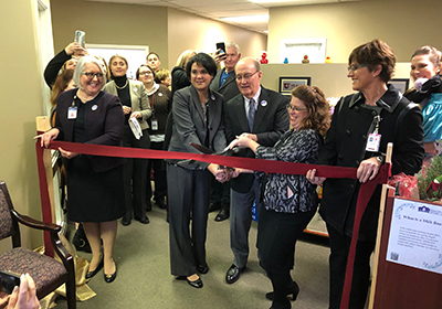 Mountain West Mothers' Milk Bank Celebrates Grand Opening