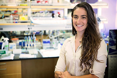 """A researcher to watch"": Neurobiologist Moriel Zelikowsky Awarded Sloan Fellowship"