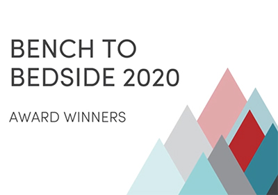 2020 Bench to Bedside Grand Prize Winner Could Streamline Physical Therapy