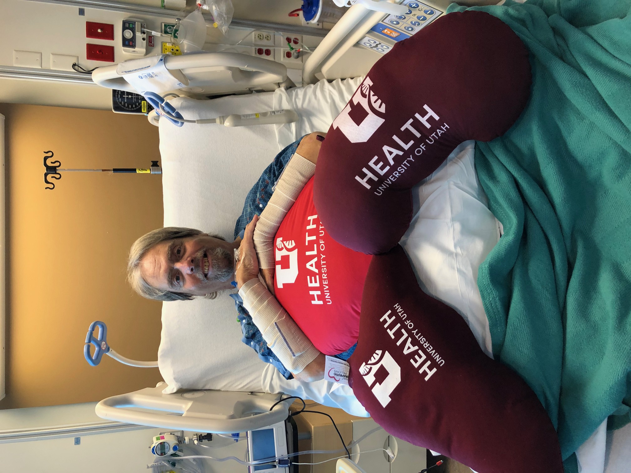 U of U Health Celebrates Veterans Day with First-Ever Triple Organ Transplant Surgery