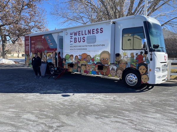 The Wellness Bus Resumes Community Health Screenings After Testing for COVID-19