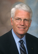 Pediatrician Ed Clark, M.D., Honored by the Utah Chapter of  the American Academy of Pediatrics